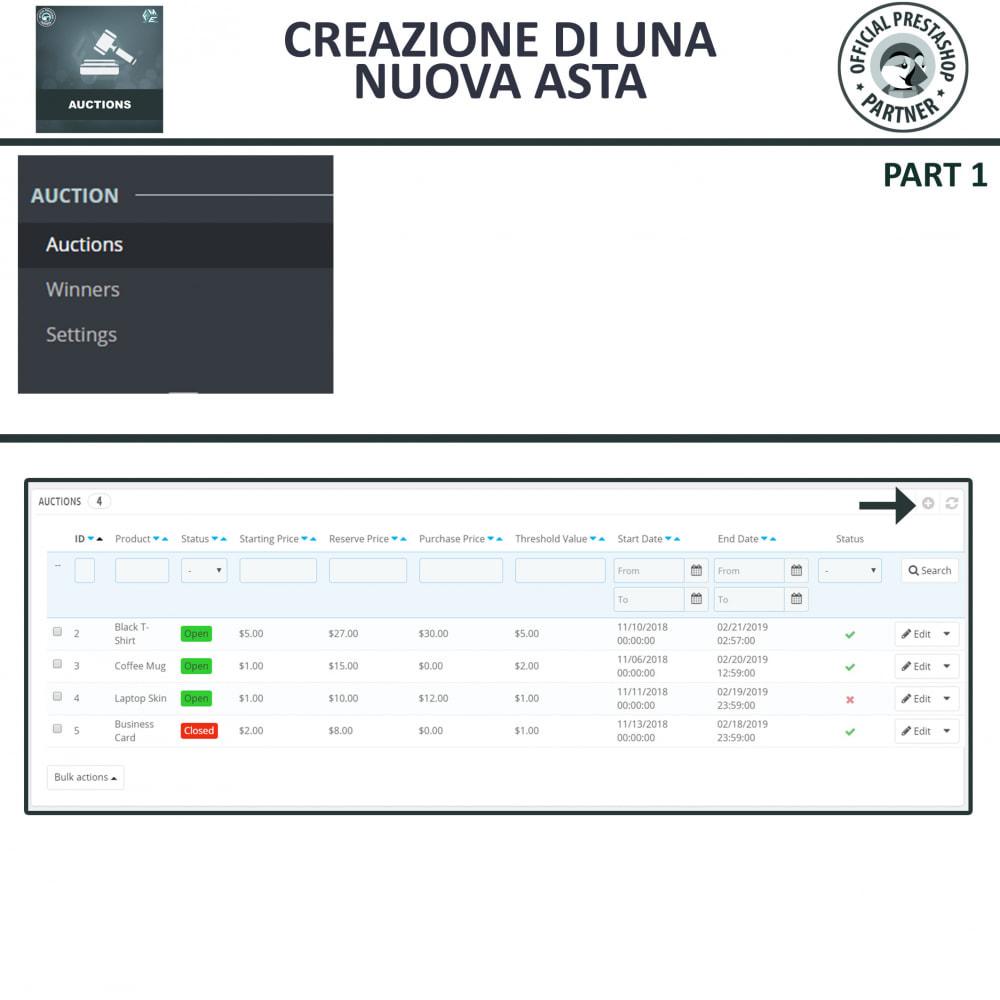 module - Aste - Asta Pro - Aste online e Offerte - 6