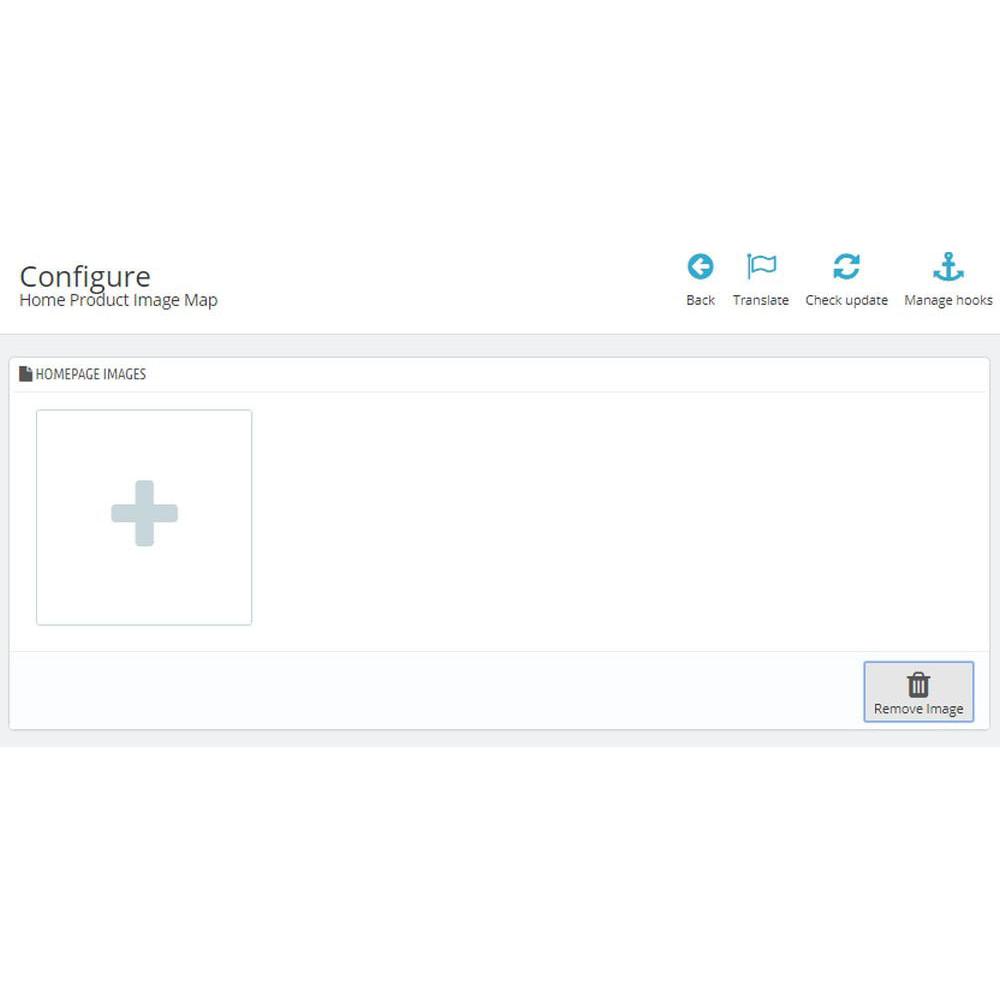 module - Personnalisation de Page - Ajout d'image à la page d'accueil - 2