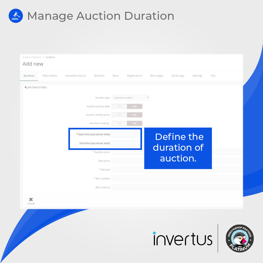 module - Web de Subastas - Auction Premium - 14