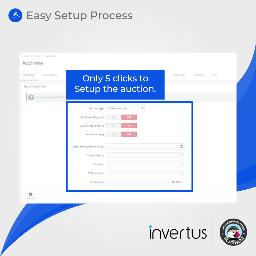 module - Web de Subastas - Auction Premium - 17