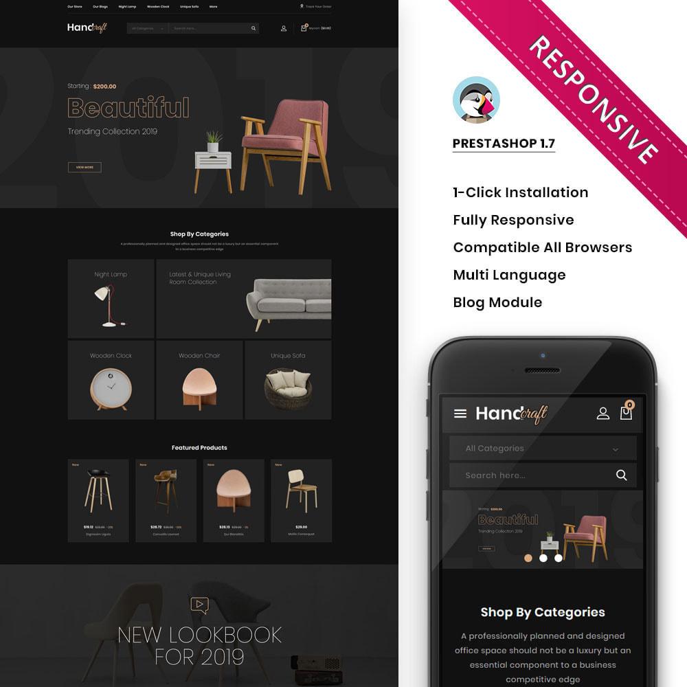 theme - Casa & Giardino - Handcraft - Il negozio di mobili - 2