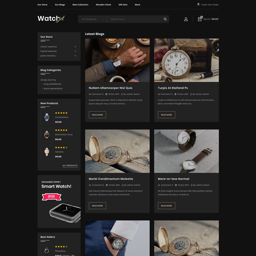 theme - Electronics & Computers - Watchjet - The Watch Store - 7