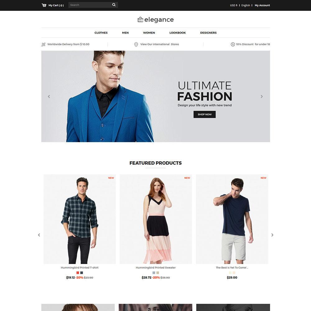 theme - Mode & Schoenen - Elegance Fashion - Designer Watch  Accessories Store - 2
