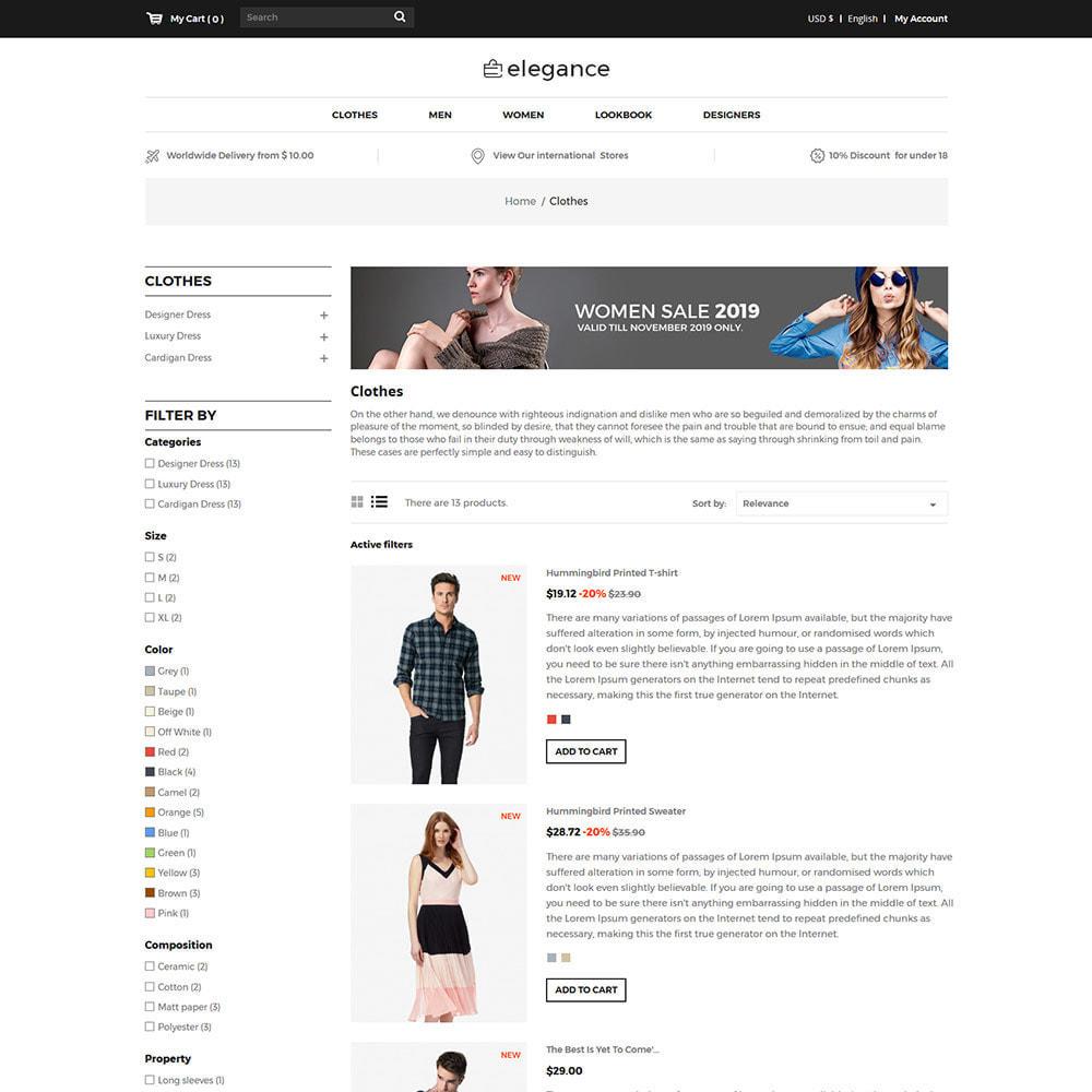 theme - Mode & Schoenen - Elegance Fashion - Designer Watch  Accessories Store - 4