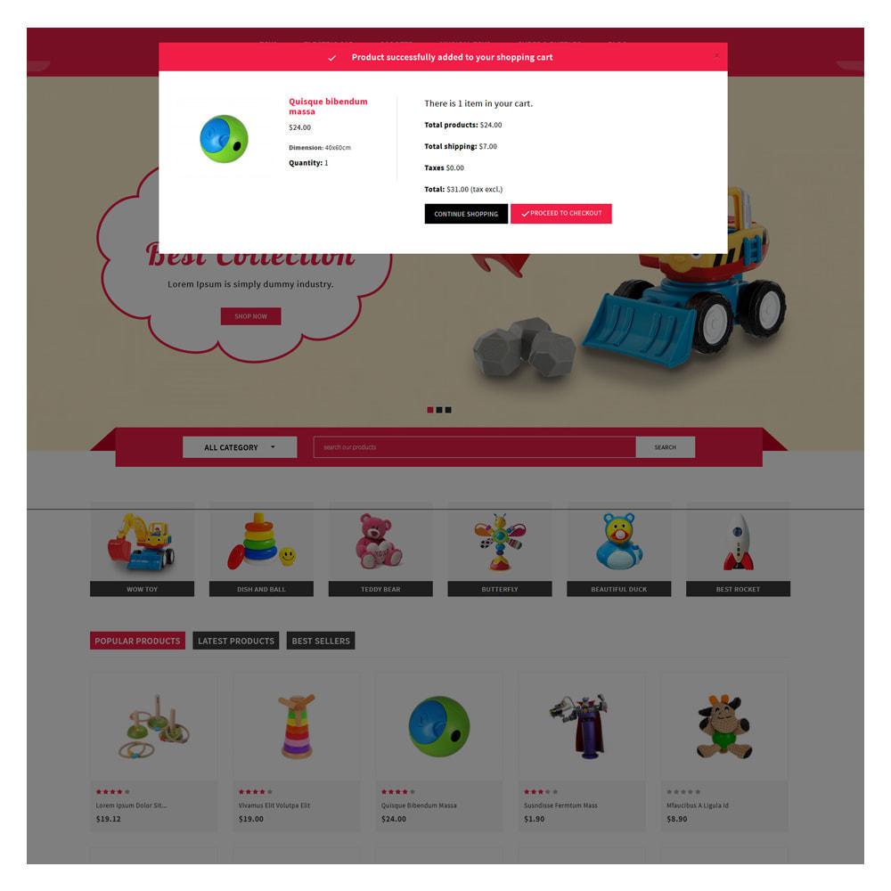 theme - Zabawki & Artykuły dziecięce - Rainbow Kids & Toys Store - 6