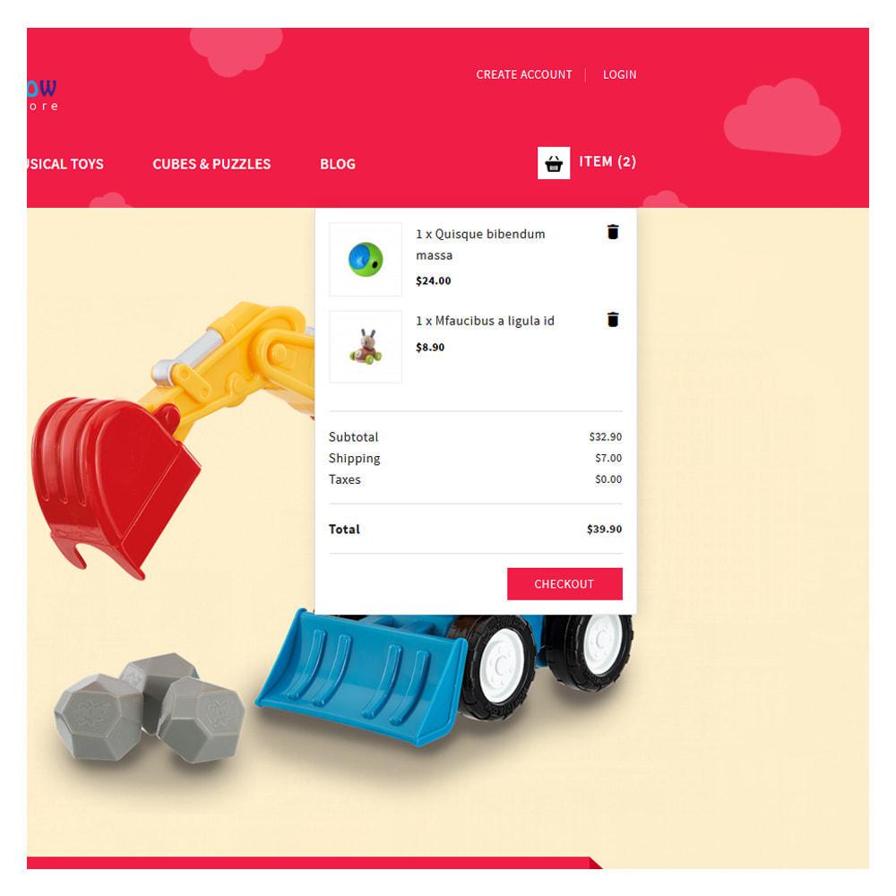 theme - Zabawki & Artykuły dziecięce - Rainbow Kids & Toys Store - 7