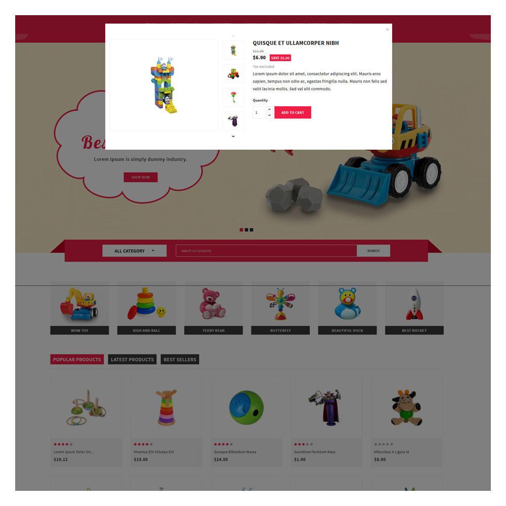 theme - Zabawki & Artykuły dziecięce - Rainbow Kids & Toys Store - 9