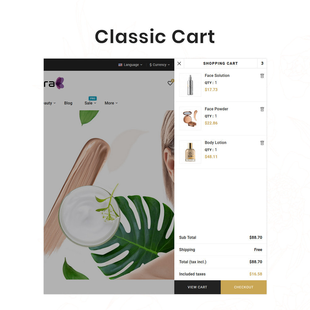 theme - Gezondheid & Schoonheid - Sephora Mega Bio–Cosmetics Health–Beauty Super Store - 5