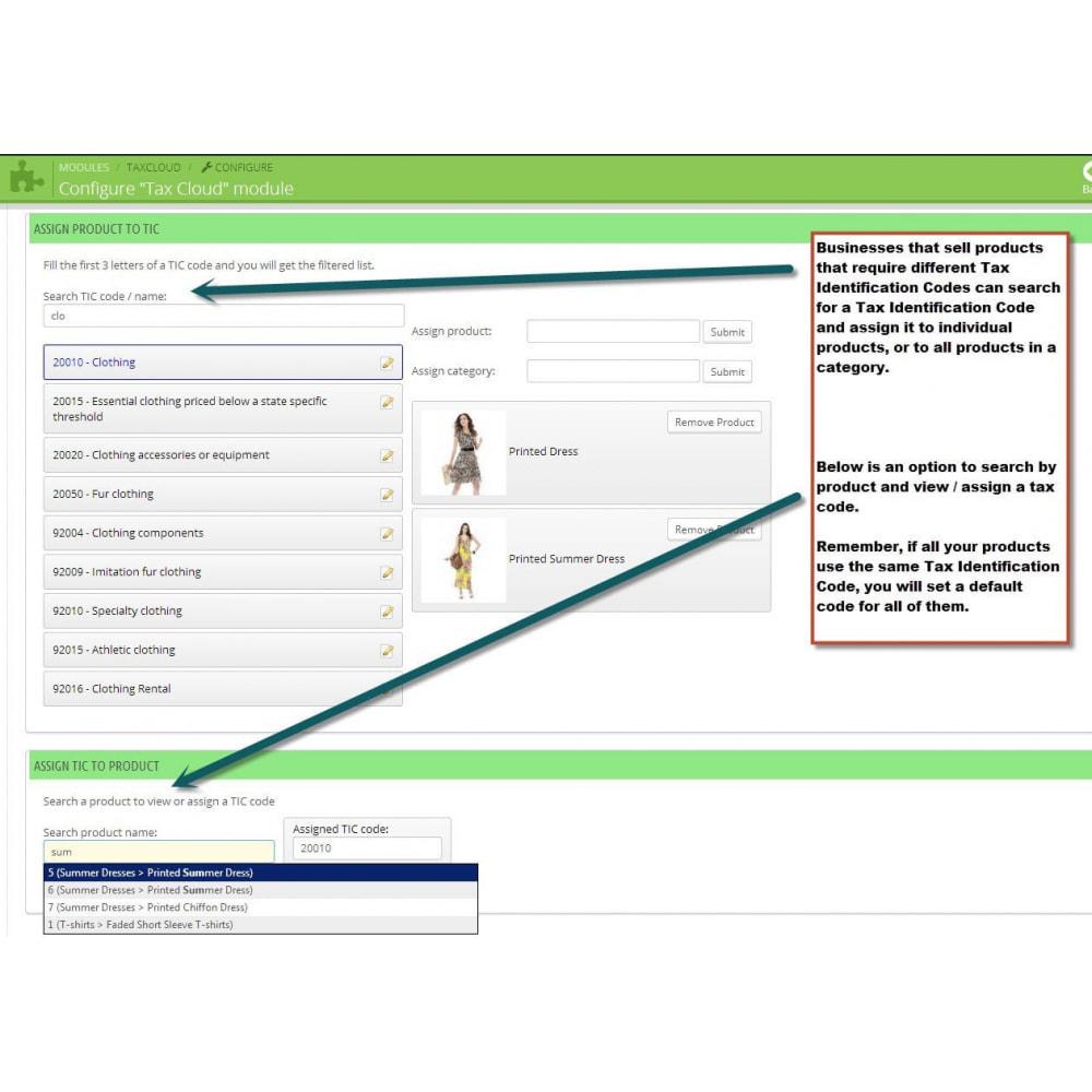 module - Contabilità & Fatturazione - TaxCloud - 5