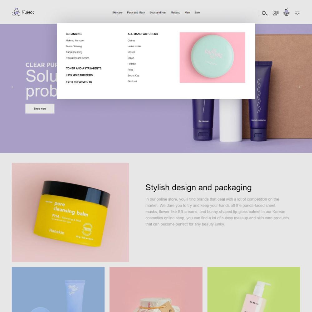 theme - Gesundheit & Schönheit - Fumeo - Korean Beauty Store - 6