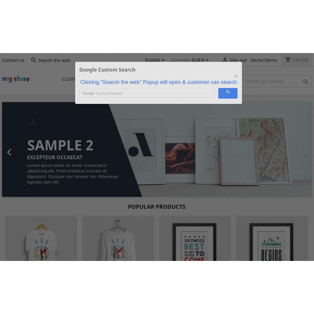 module - SEO (Indicizzazione naturale) - Google Custom Search Engine Pro - 16