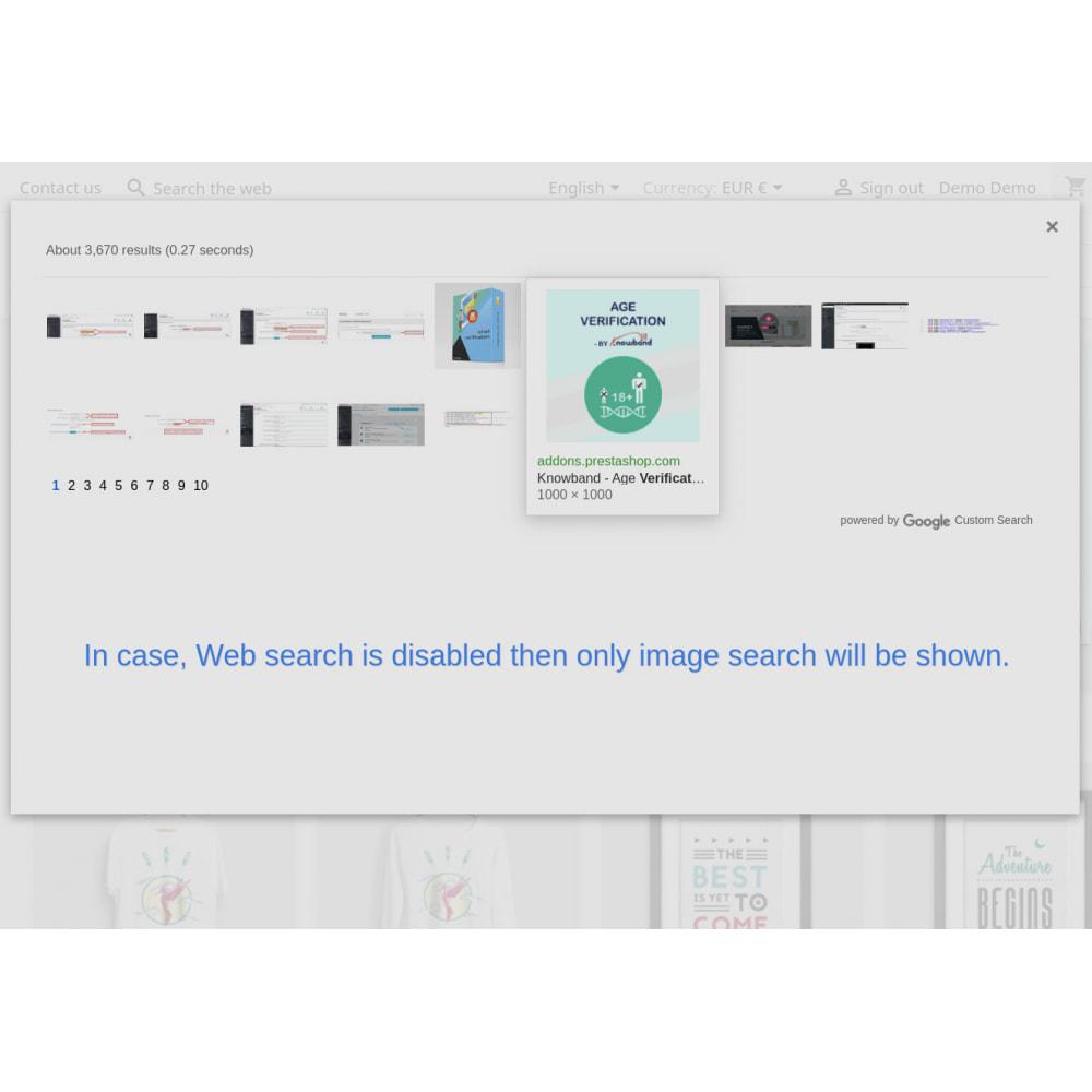 module - SEO (Indicizzazione naturale) - Google Custom Search Engine Pro - 19