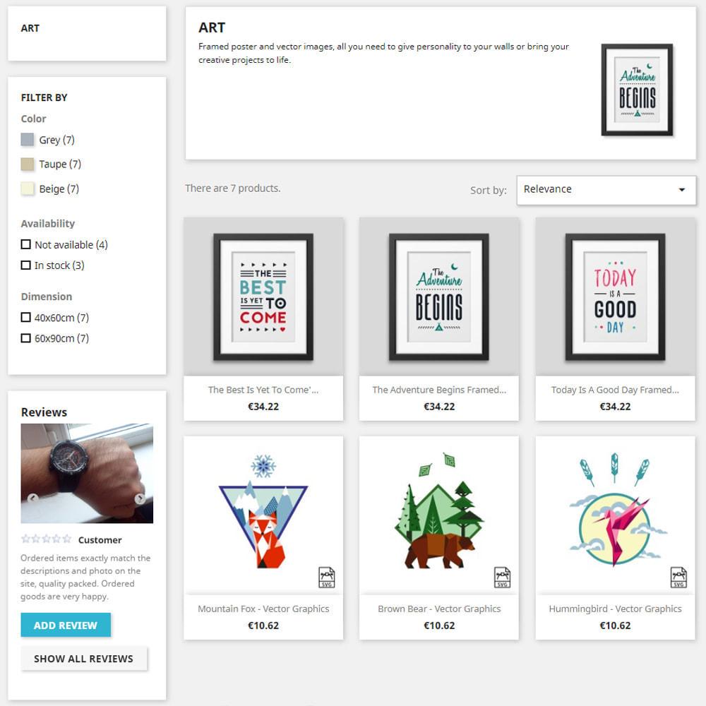 module - Opinie klientów - Recenzje na temat Twojego sklepu / produktu - 3
