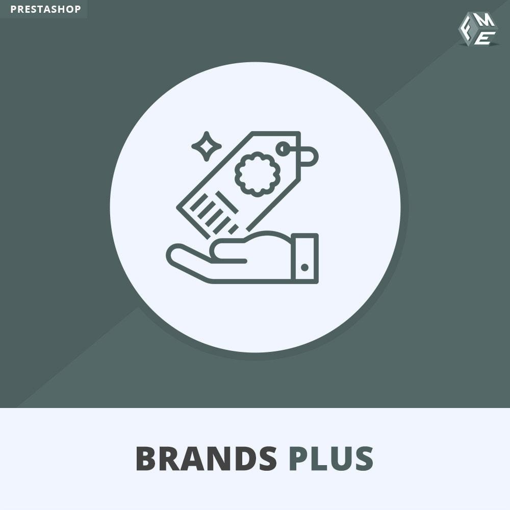 module - Marcas y Fabricantes - Marcas Plus - Marcas y carrusel del fabricante - 1