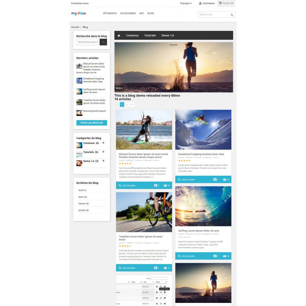 module - Blog, Forum & Actualités - Prestablog : un blog professionnel pour votre boutique - 3