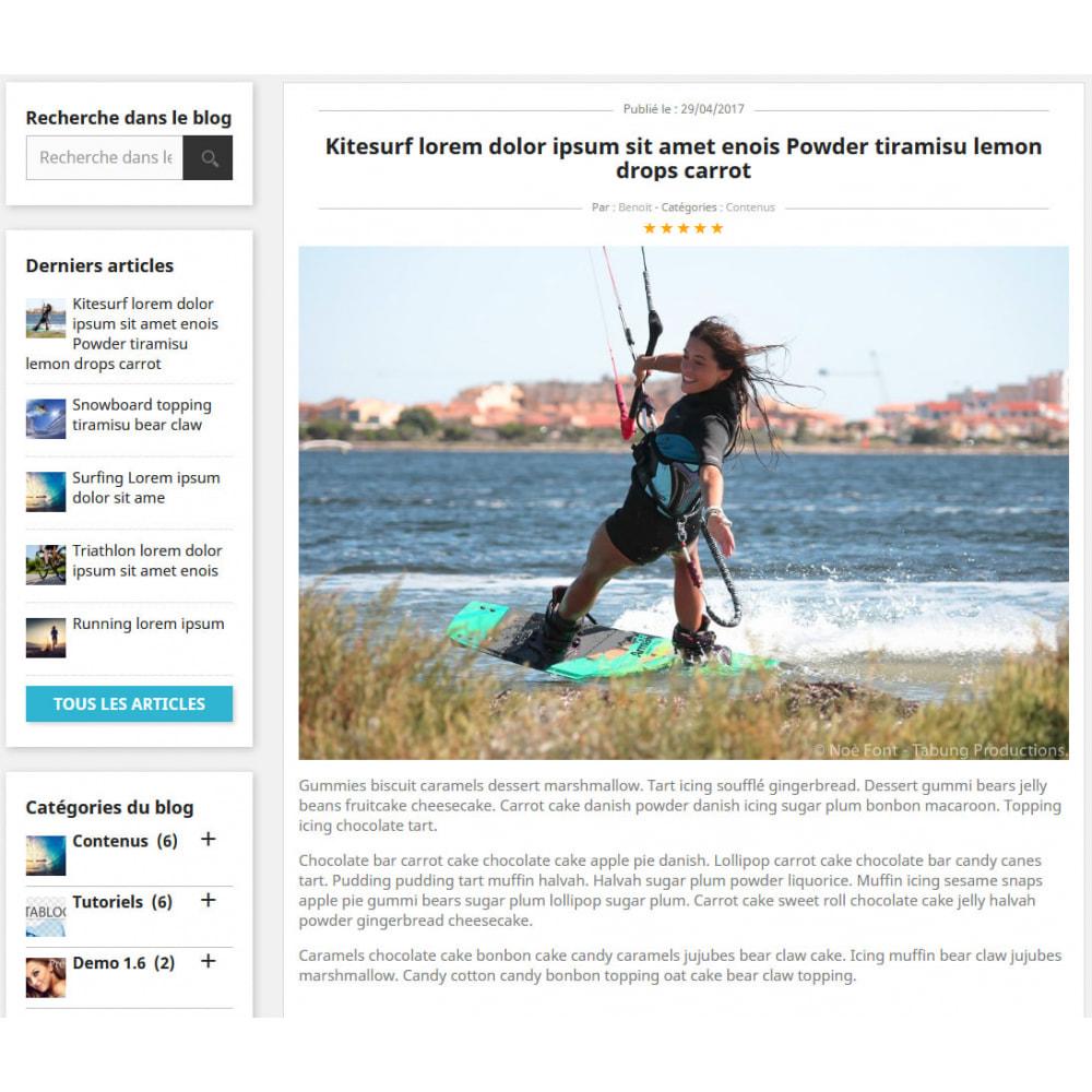 module - Blog, Forum & Actualités - Prestablog : un blog professionnel pour votre boutique - 6
