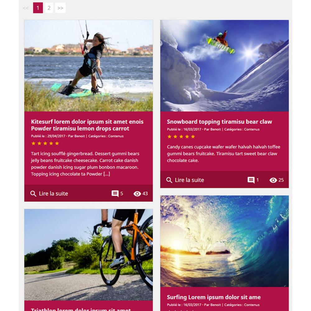 module - Blog, Forum & Actualités - Prestablog : un blog professionnel pour votre boutique - 11