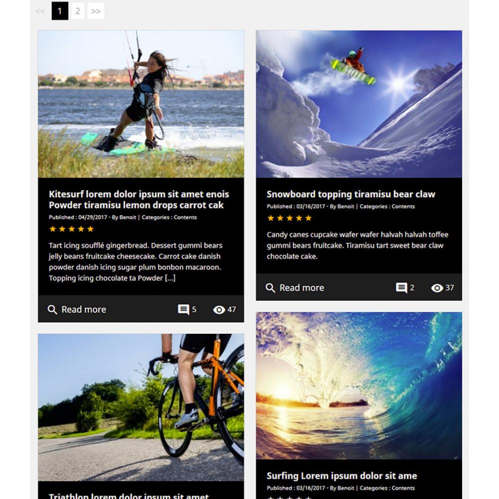 module - Blog, Forum & News - Prestablog: un blog professionale per il tuo negozio - 10