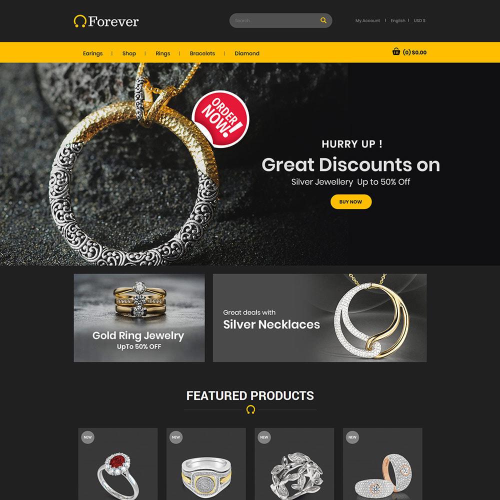 theme - Biżuteria & Akcesoria - Złota biżuteria - sklep z diamentami - 3