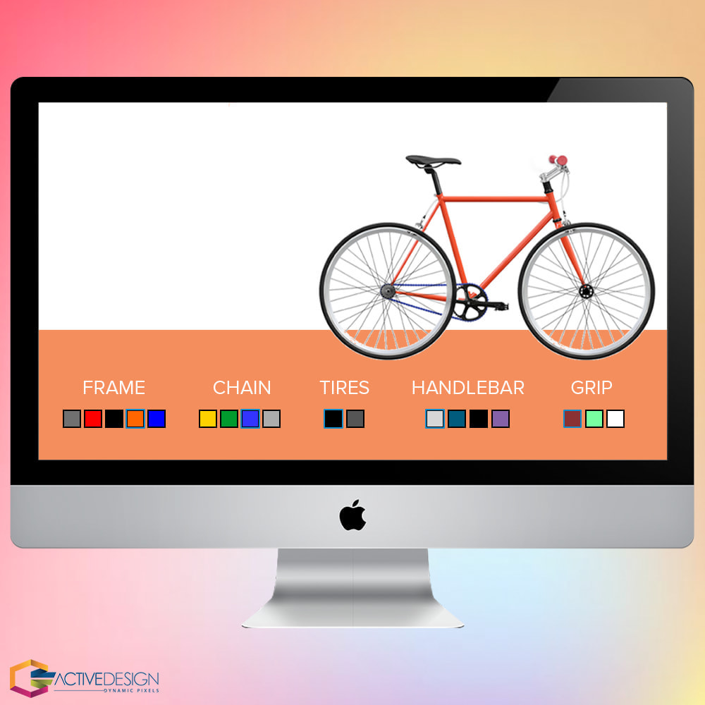 module - Combinations & Product Customization - Product Composer PRO - 1