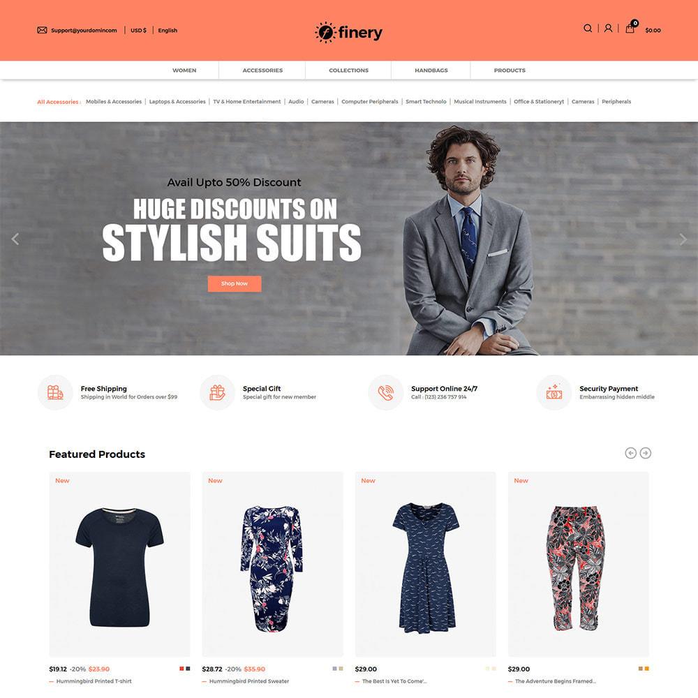 theme - Moda & Calzature - Designer Bag - Fashion Women Cloth Store - 3