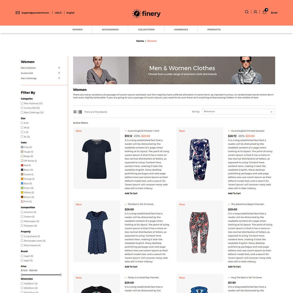 theme - Moda & Calzature - Designer Bag - Fashion Women Cloth Store - 5