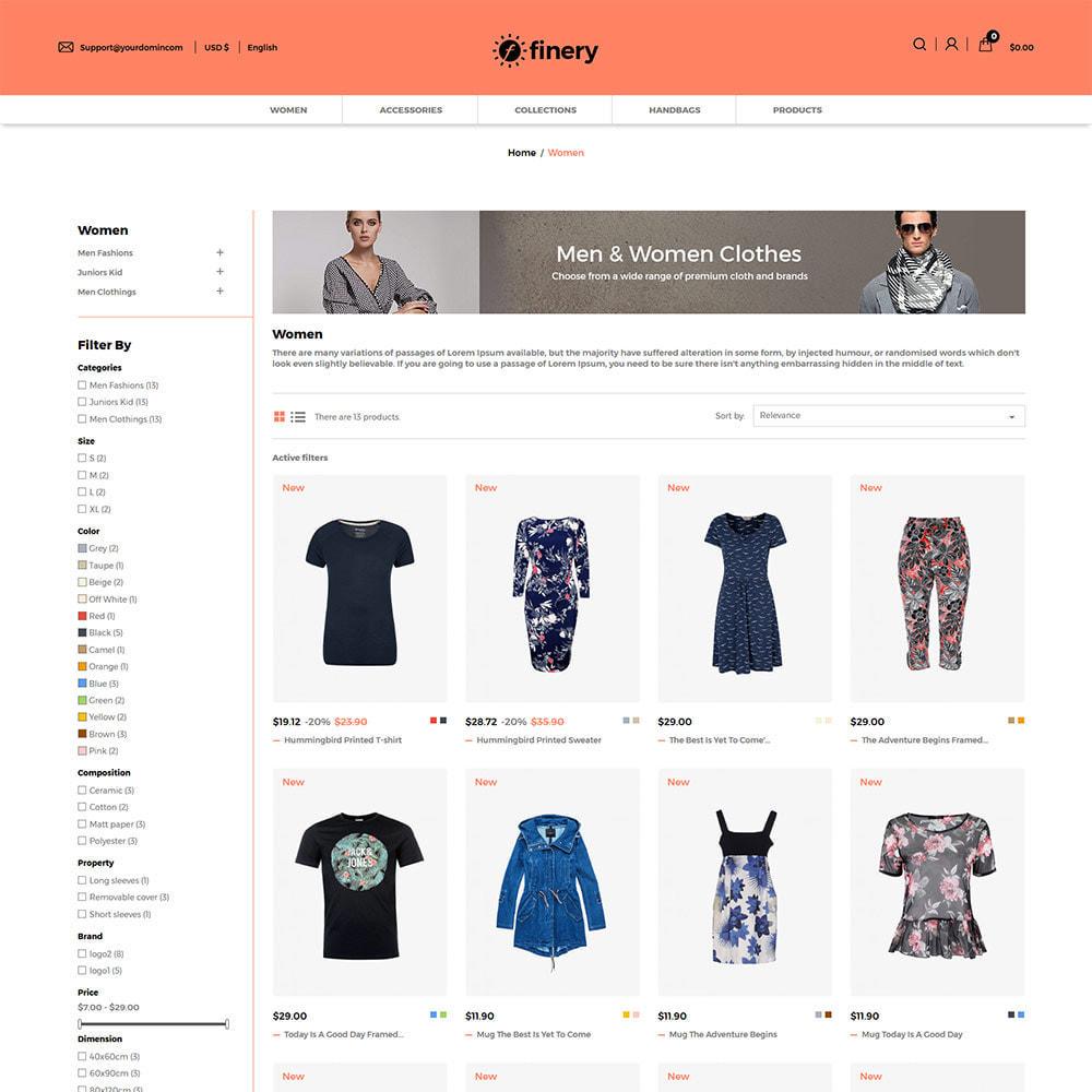 theme - Мода и обувь - Дизайнерская сумка - магазин модной женской одежды - 4