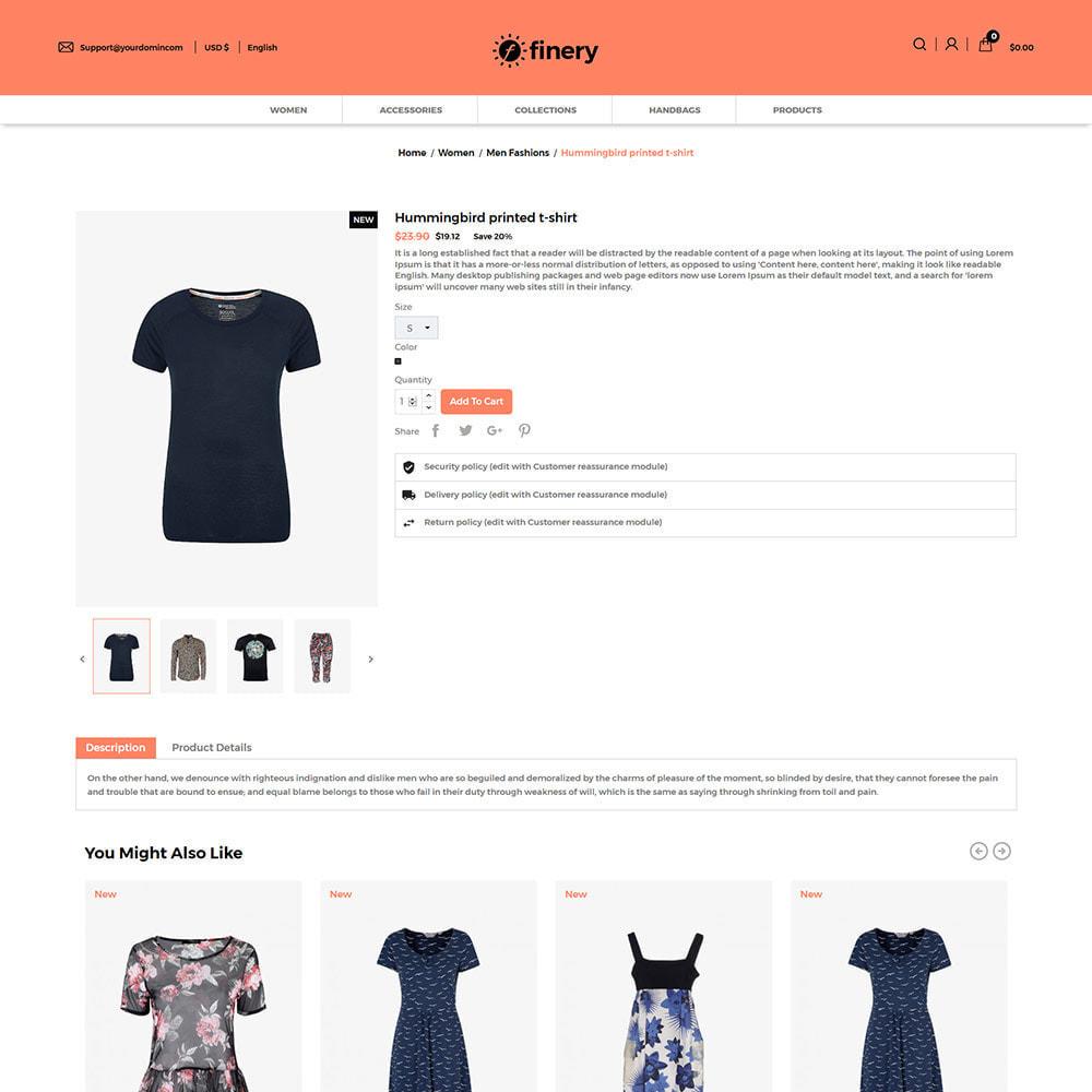 theme - Мода и обувь - Дизайнерская сумка - магазин модной женской одежды - 6