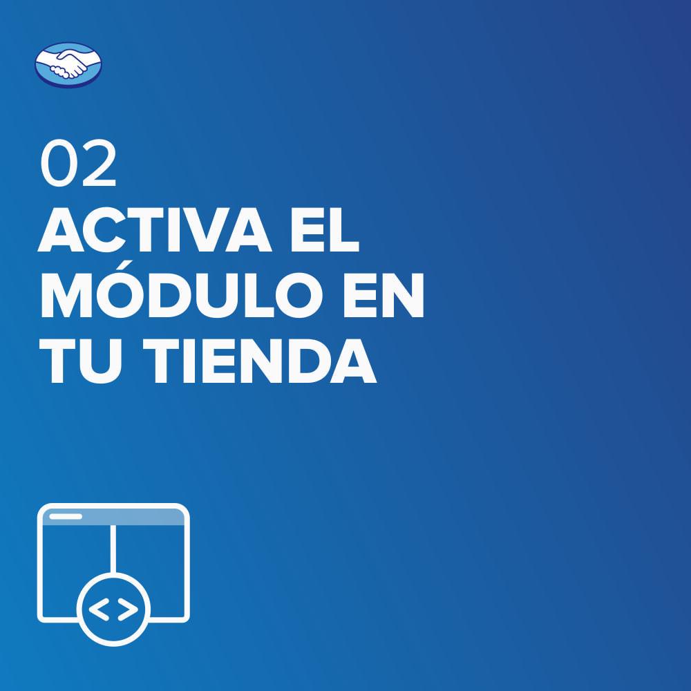 module - Pago con Tarjeta o Carteras digitales - Mercado Pago - 7