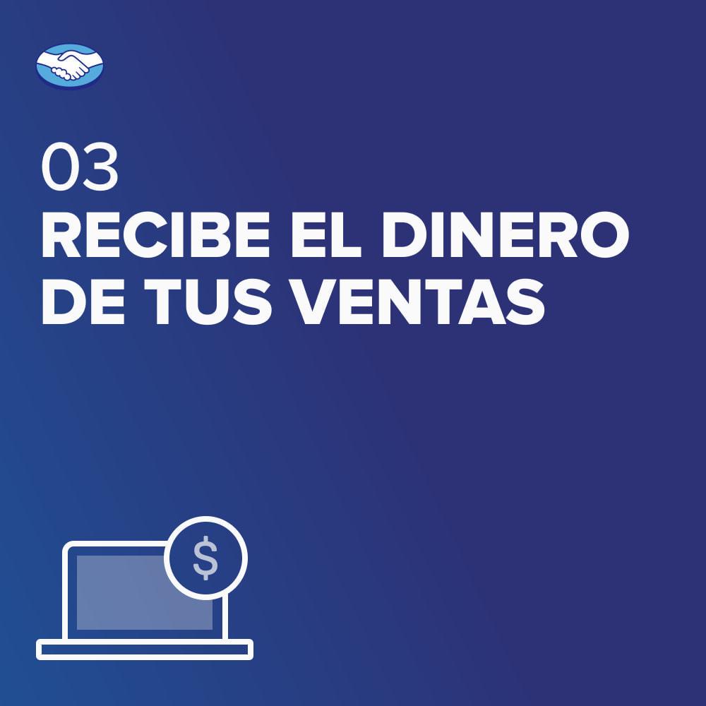module - Pago con Tarjeta o Carteras digitales - Mercado Pago - 8