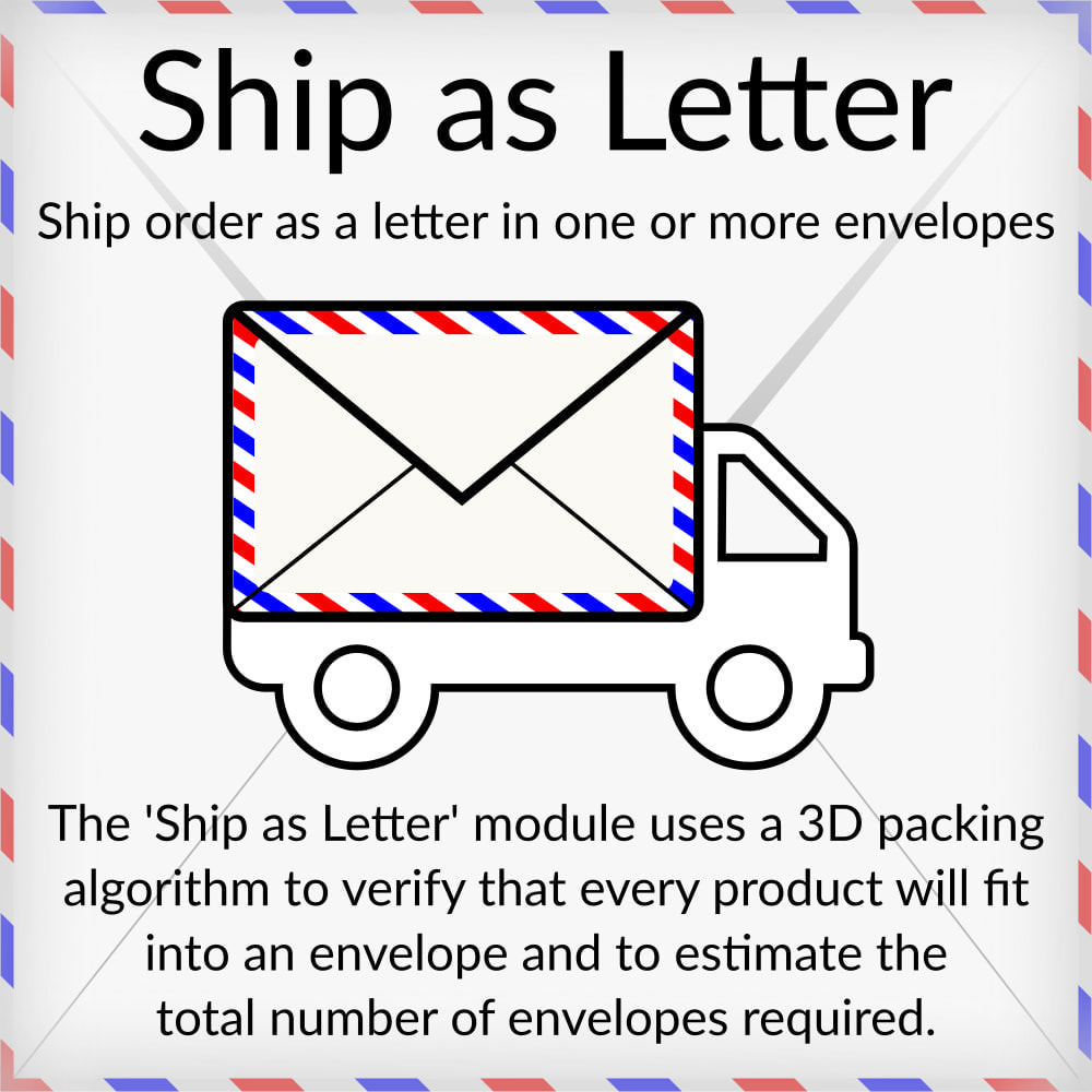 module - Transportistas - Ship as Letter - 1
