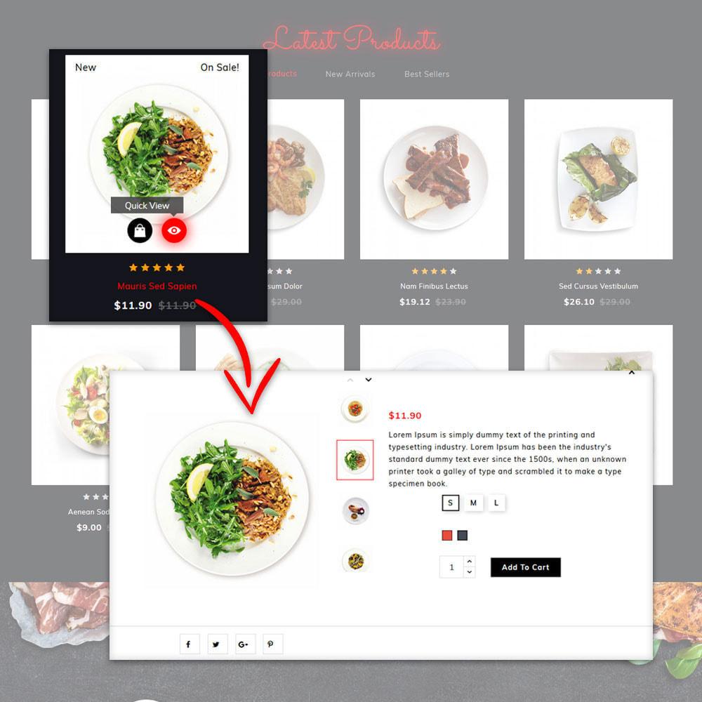 theme - Food & Restaurant - Foodmall Online Food Shop - 8