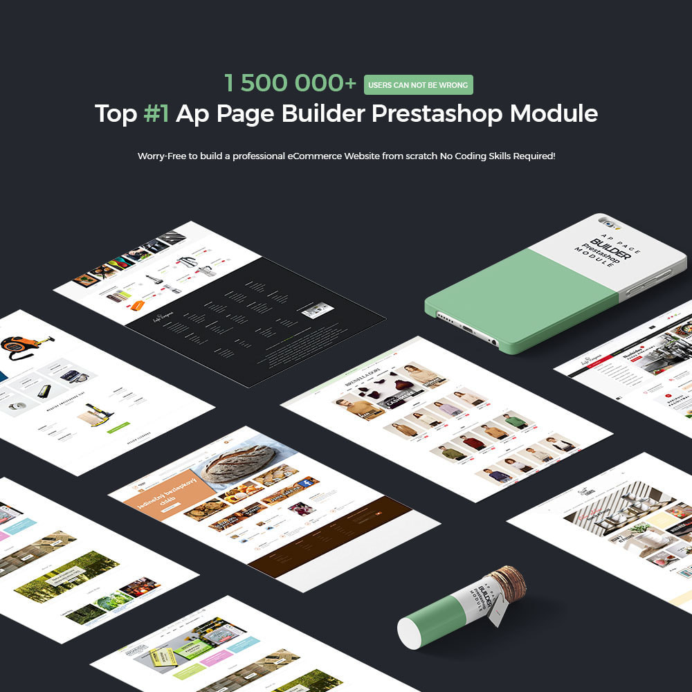 module - Page Customization - Ap Page Builder - 1