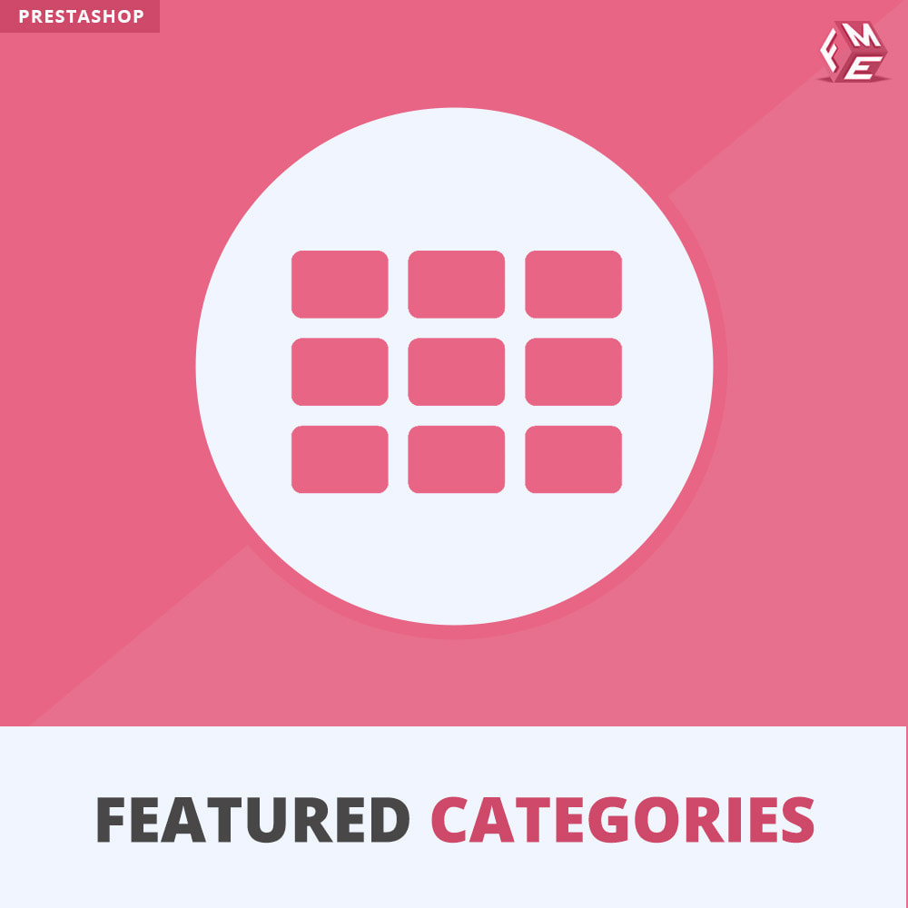module - Page Customization - Featured Categories - 1