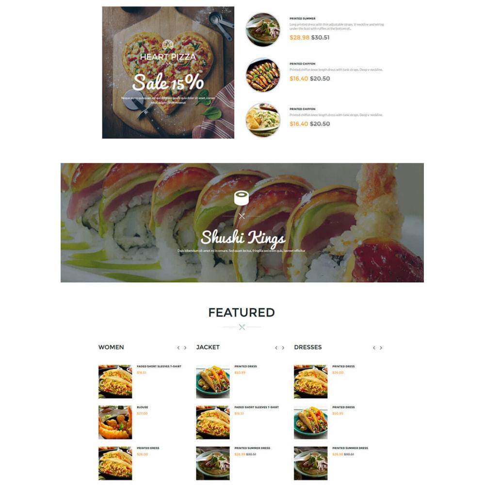 theme - Żywność & Restauracje - Online Restaurant - 4