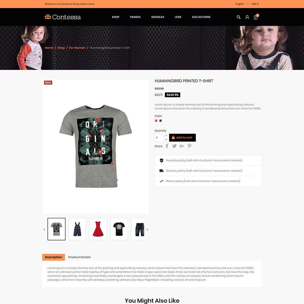 theme - Kids & Toys - Kids Cloth - Designer Baby Toys Fashion Store - 4