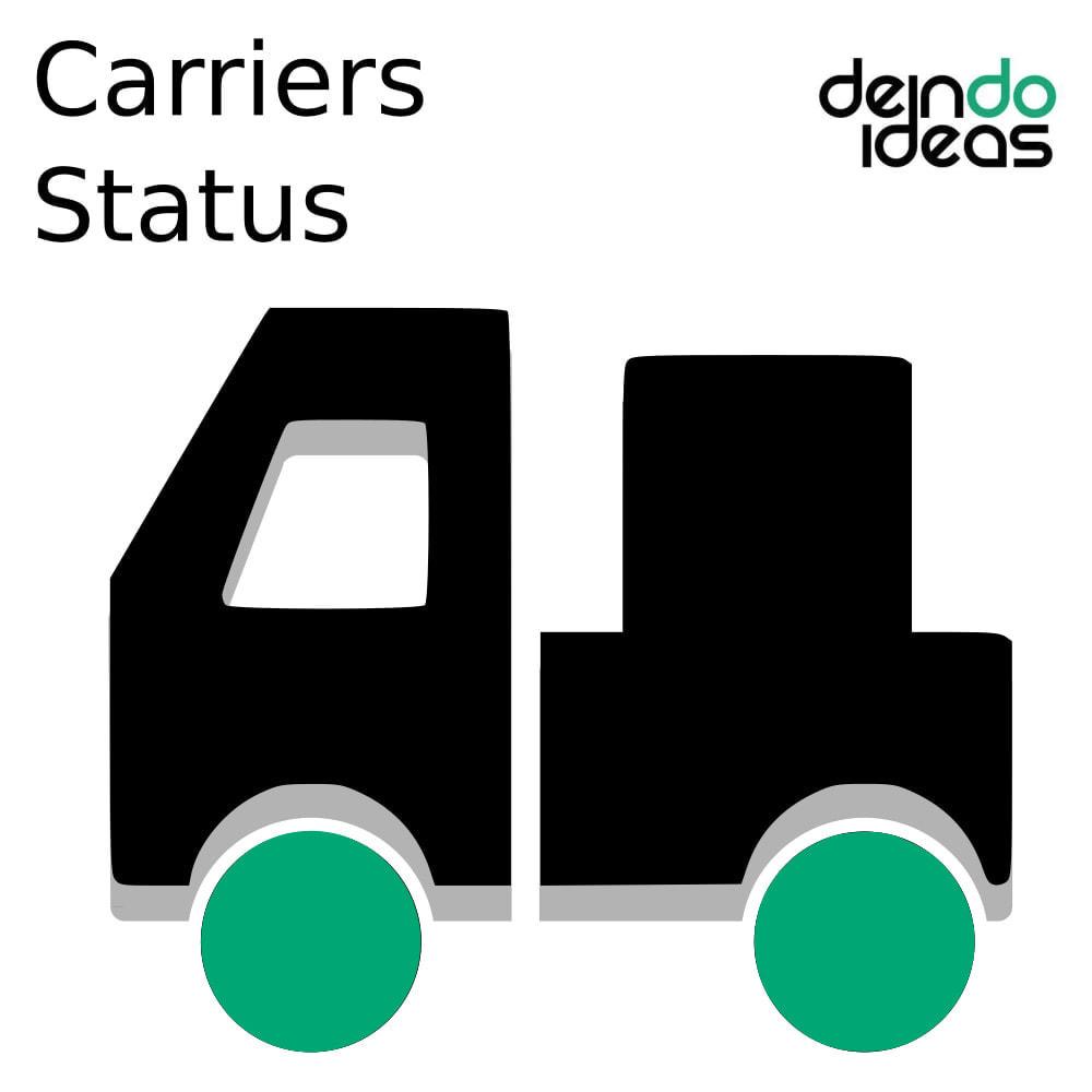 module - Transportistas - Informe Transportistas - 1