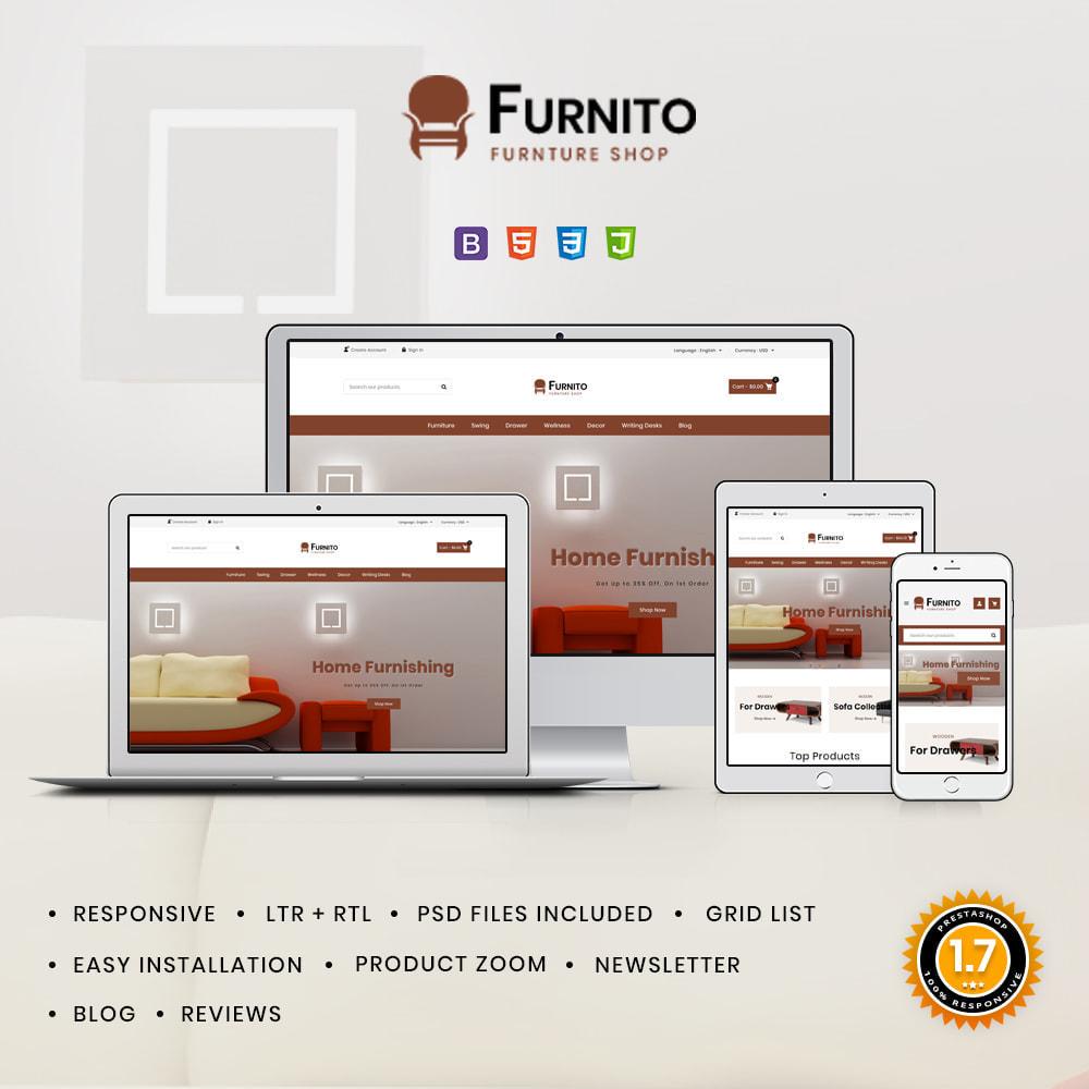 theme - Home & Garden - Furnito Furniture & Home Shop - 1