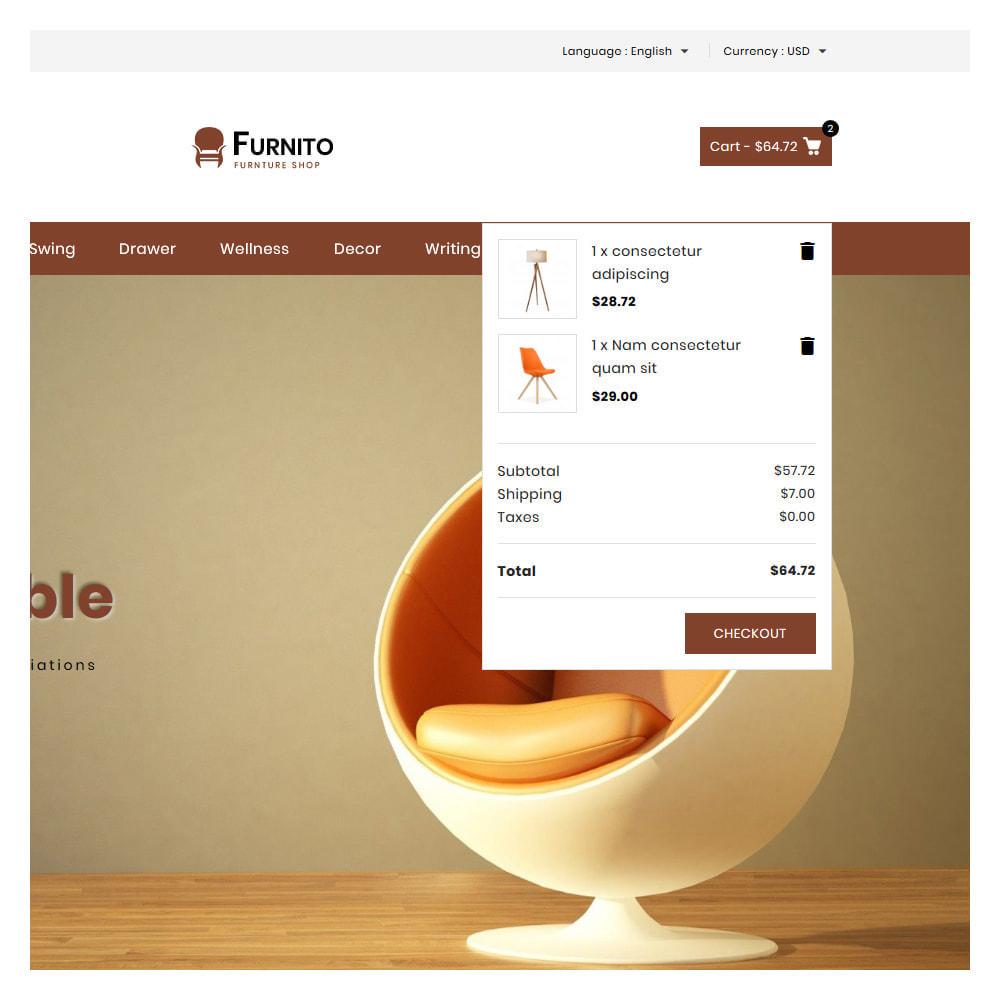 theme - Home & Garden - Furnito Furniture & Home Shop - 7