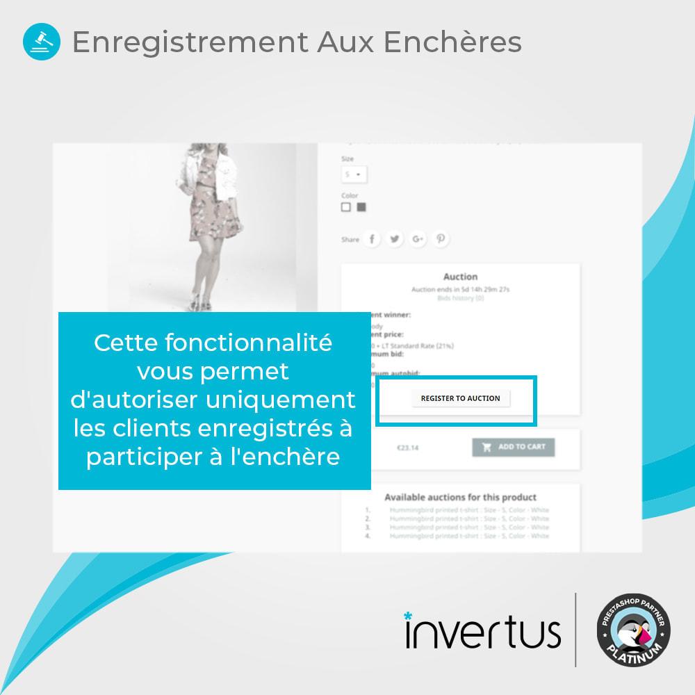 module - Site d'enchères - Enchères Avancées - 11