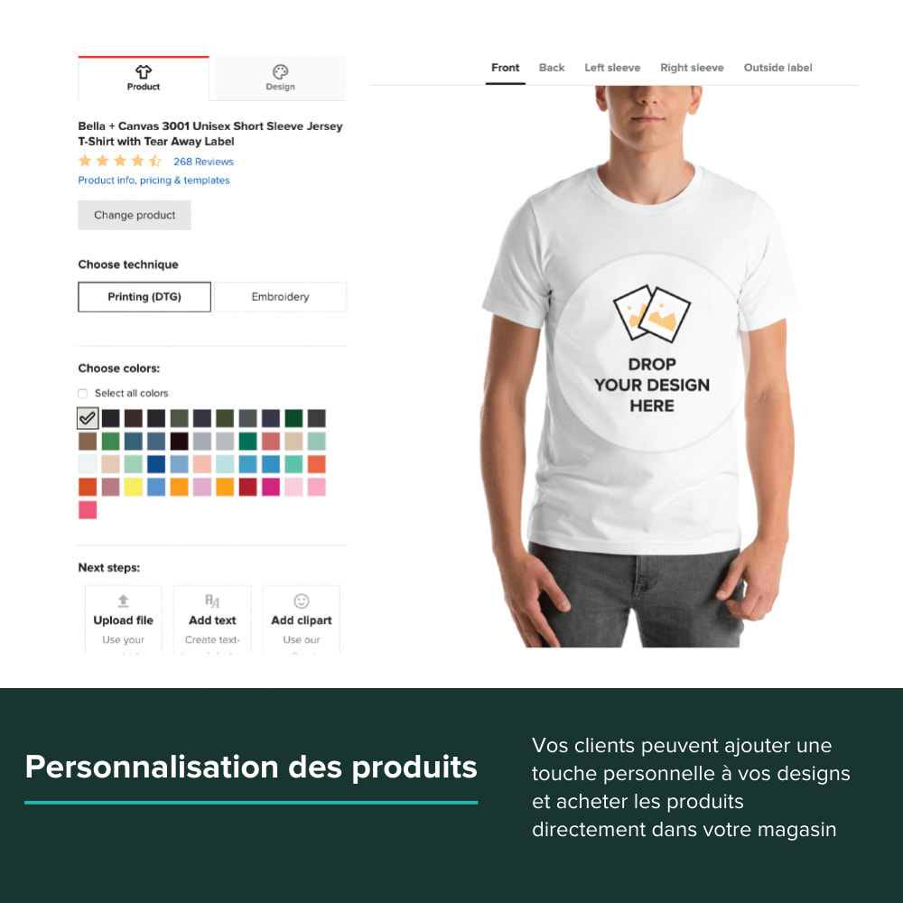 module - Dropshipping - Printful: Print-on-Demand Dropshipping - 6