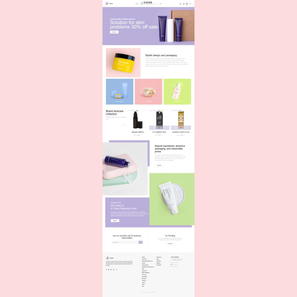 theme - Salud y Belleza - Fumeo - Korean Beauty Store - 3