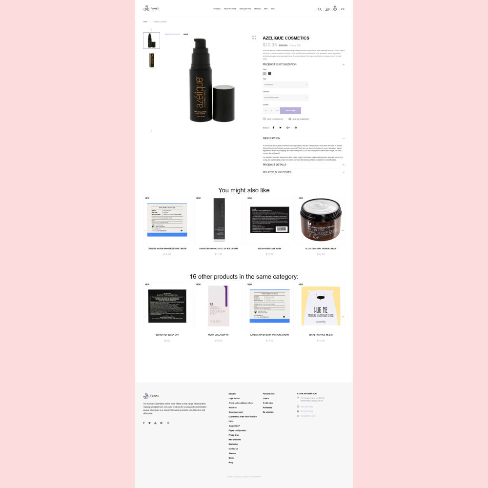 theme - Salud y Belleza - Fumeo - Korean Beauty Store - 6