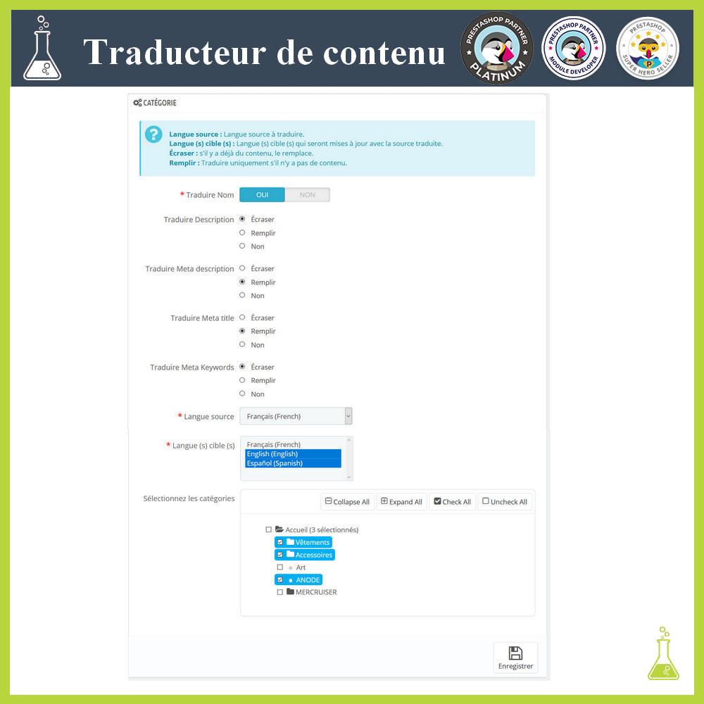 module - International & Localisation - Traducteur de contenu avancé - 3