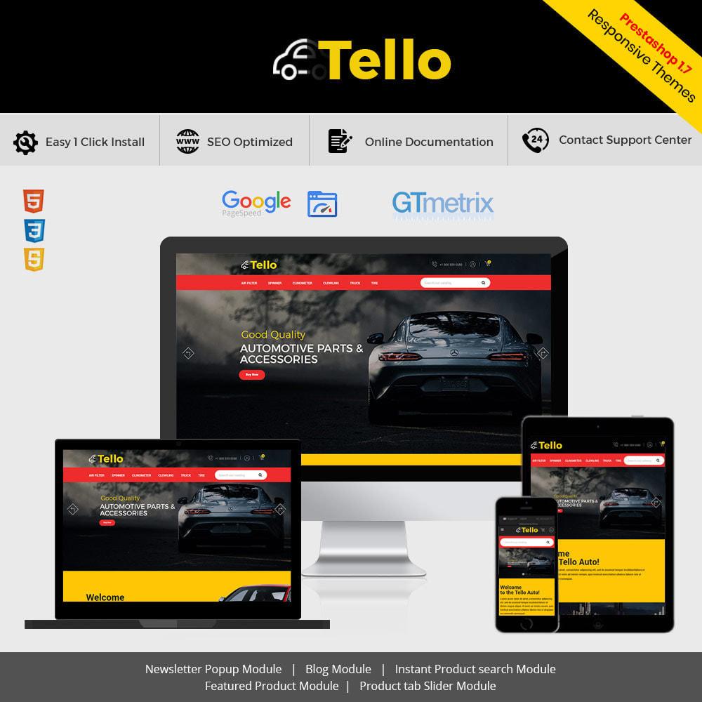 theme - Coches y Motos - Auto Moto - Tool Car Spare Wheel Store - 1