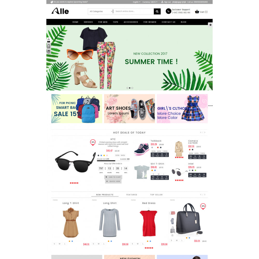 theme - Mode & Schuhe - The Alle Fashion Store - 2