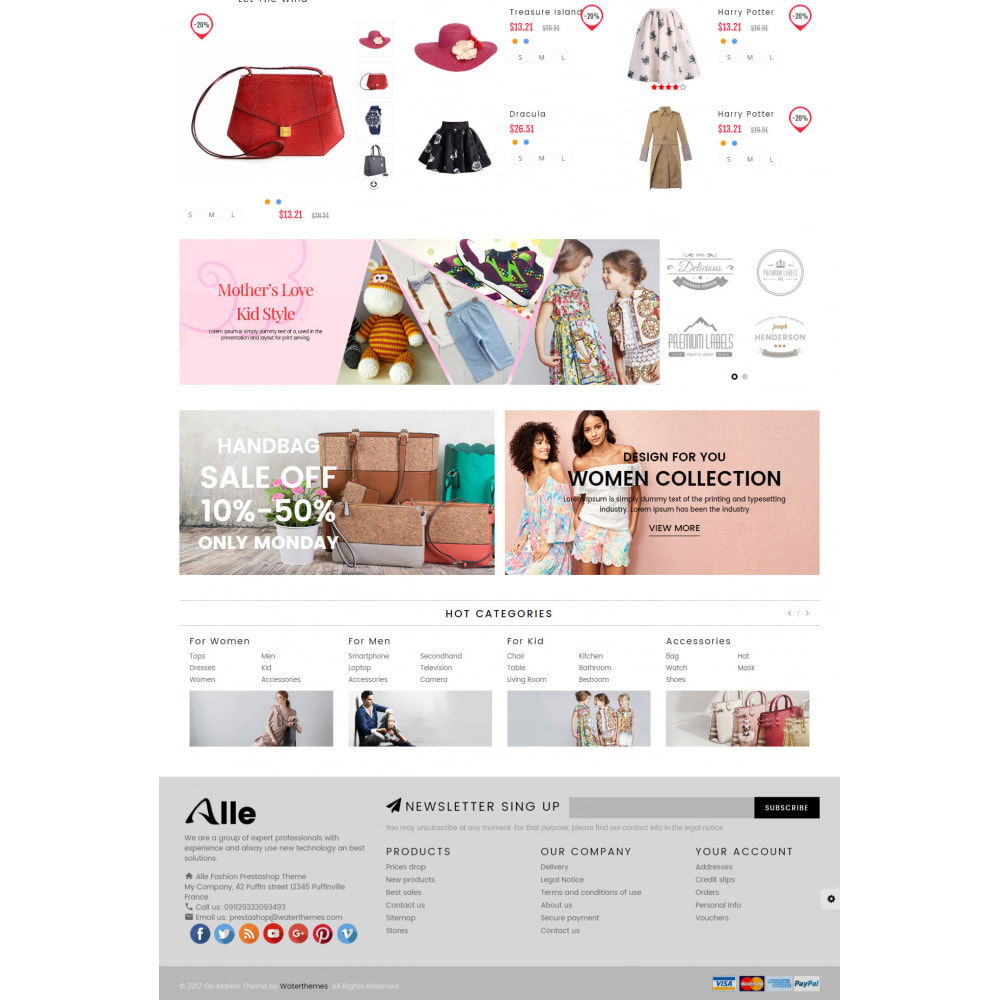 theme - Mode & Schuhe - The Alle Fashion Store - 3
