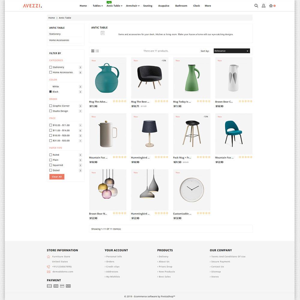 theme - Dom & Ogród - Avezzi - The Furniture Store - 2