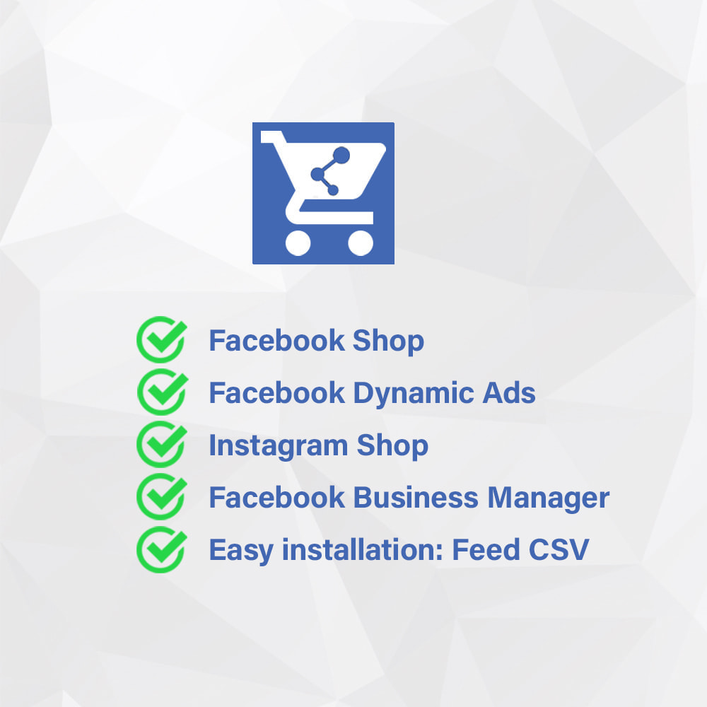 module - Products on Facebook & Social Networks - Social Networks Shop Catalog Importer - 2