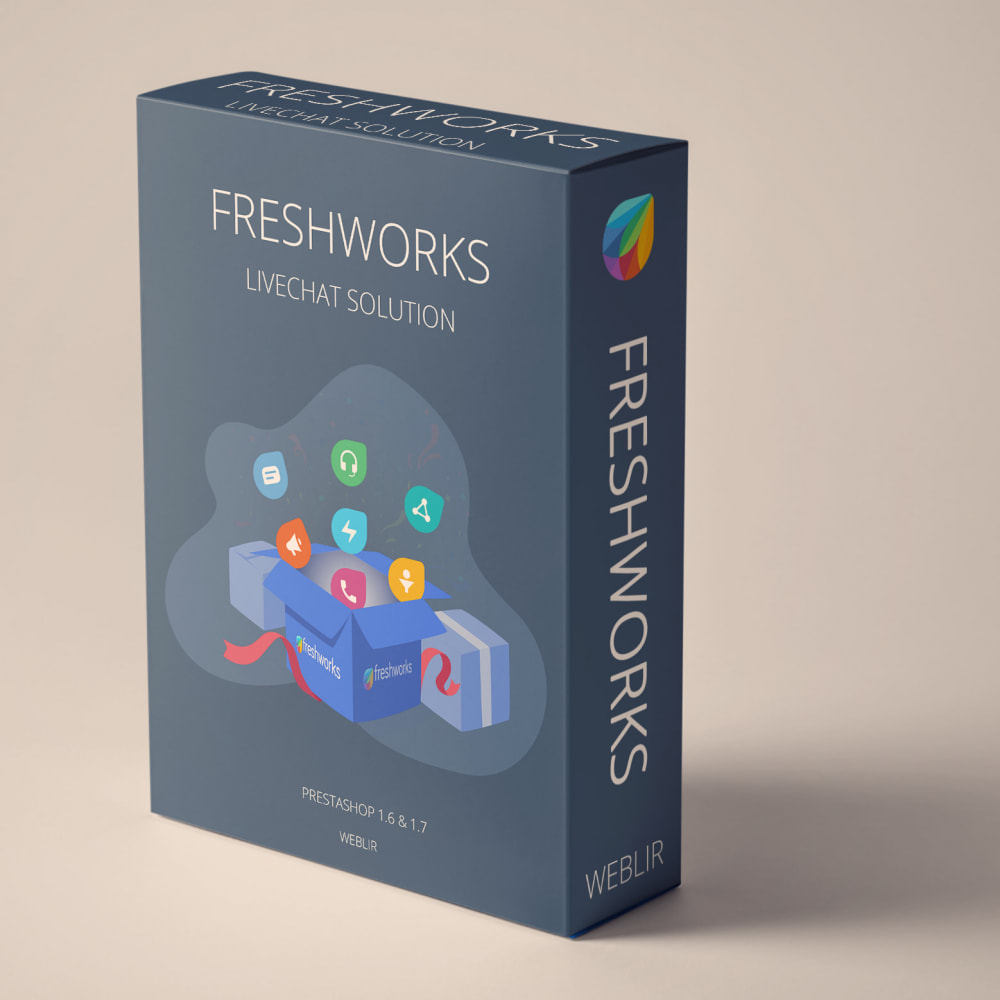 module - Support & Online-Chat - Freshchat - Live Chat by Freshworks - 1